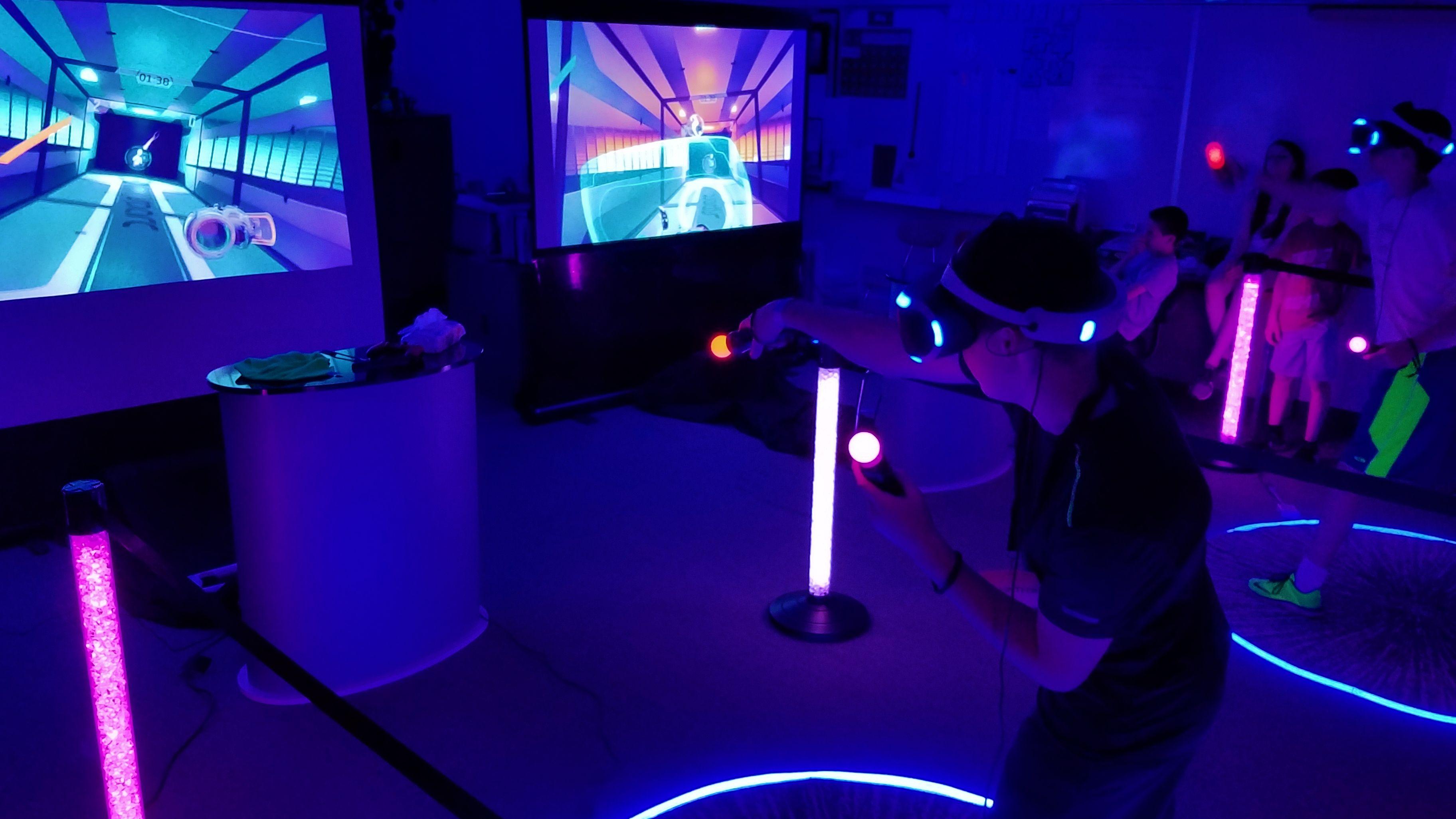 VR Multiplayer