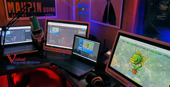 Game Hosting Station
