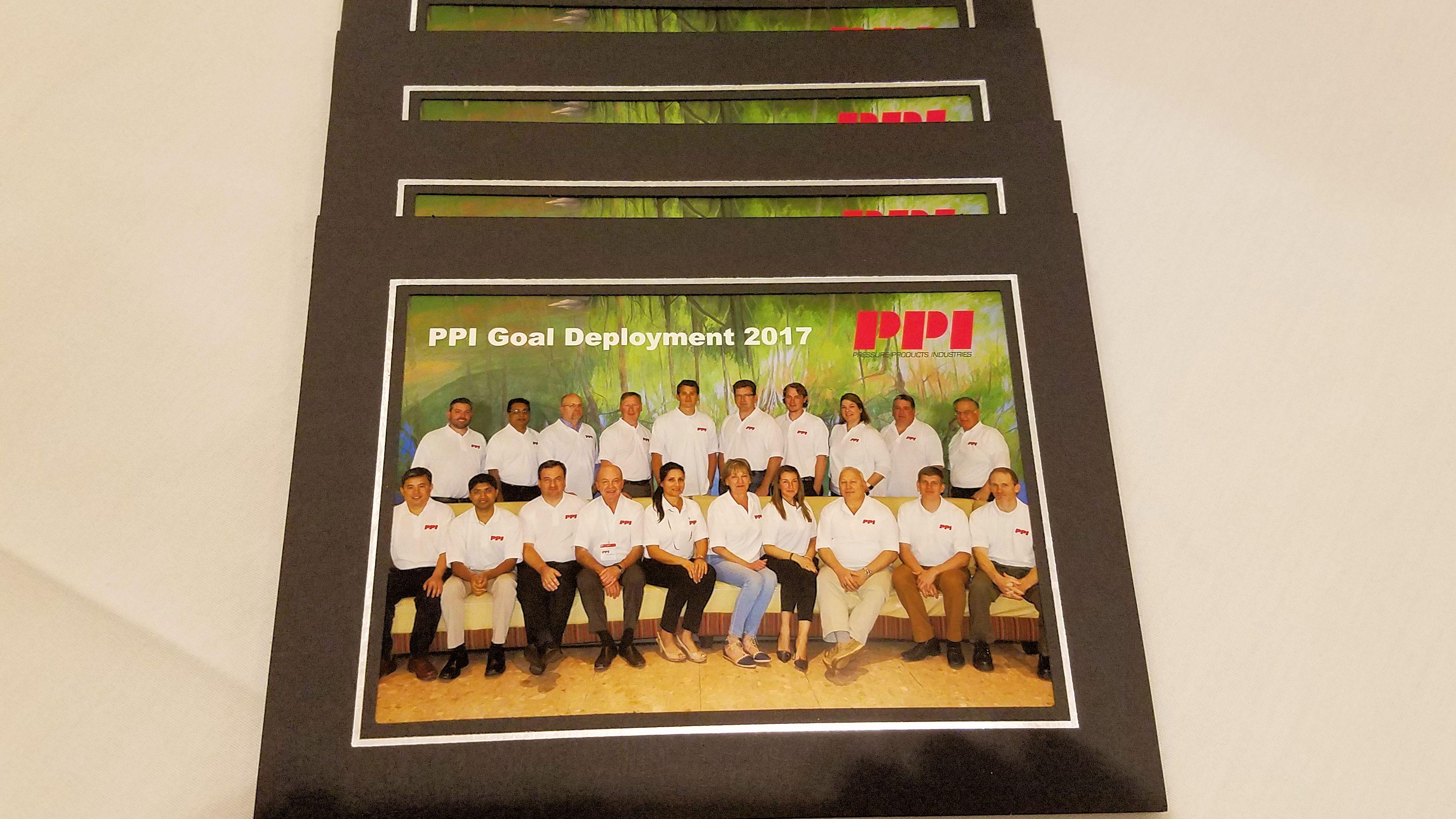 On Site Printing Corporate Photos
