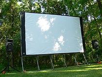 Outdoor Movie Rentals
