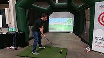 Golf Simulator Rentals