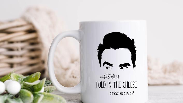 Fold In The Cheese (David)