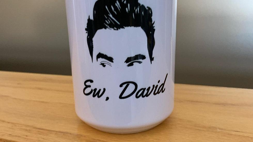Ew, David Mug