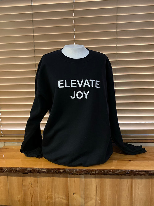 Elevate Joy crewneck