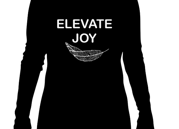 Elevate Joy with Feather Logo