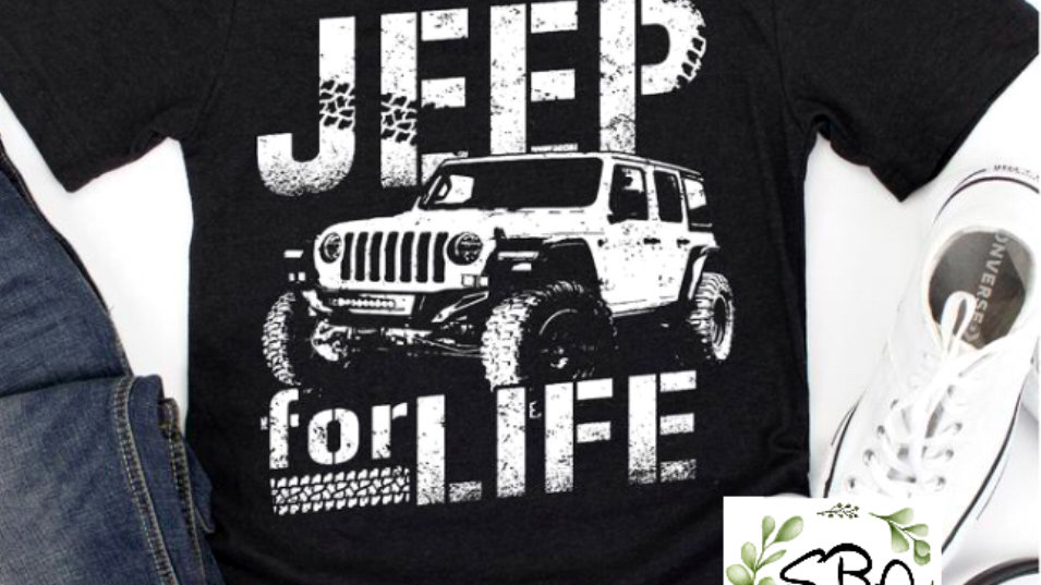 Jeep For Life