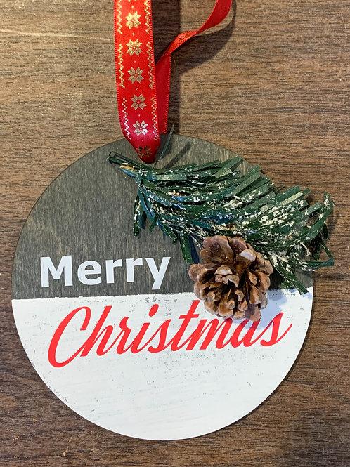 Doorknob hanger or ornament