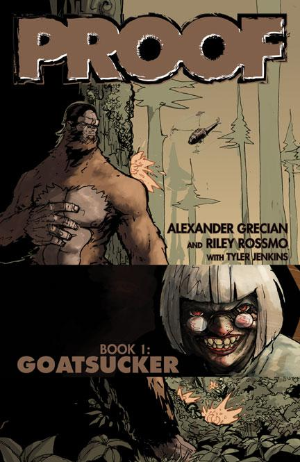 Proof Book 1 - Goatsucker