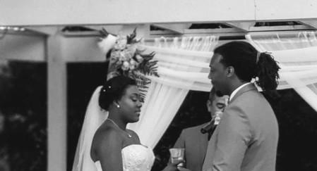 Black wedding couple..._101eventsatl