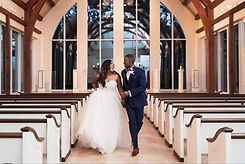 Black wedding couple- @101eventatl