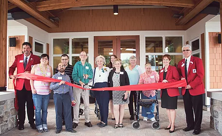 Stephen's Place Holds a grand opening ceremony