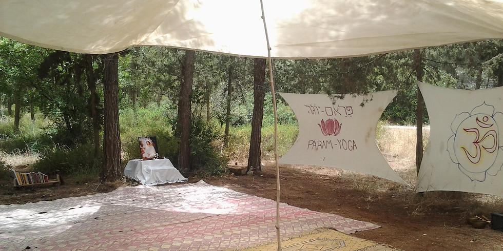 Yoga eXperience - ריטריט יוגה בטבע (בדאנא)