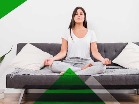 Como criar um espaço zen para relaxar em casa?