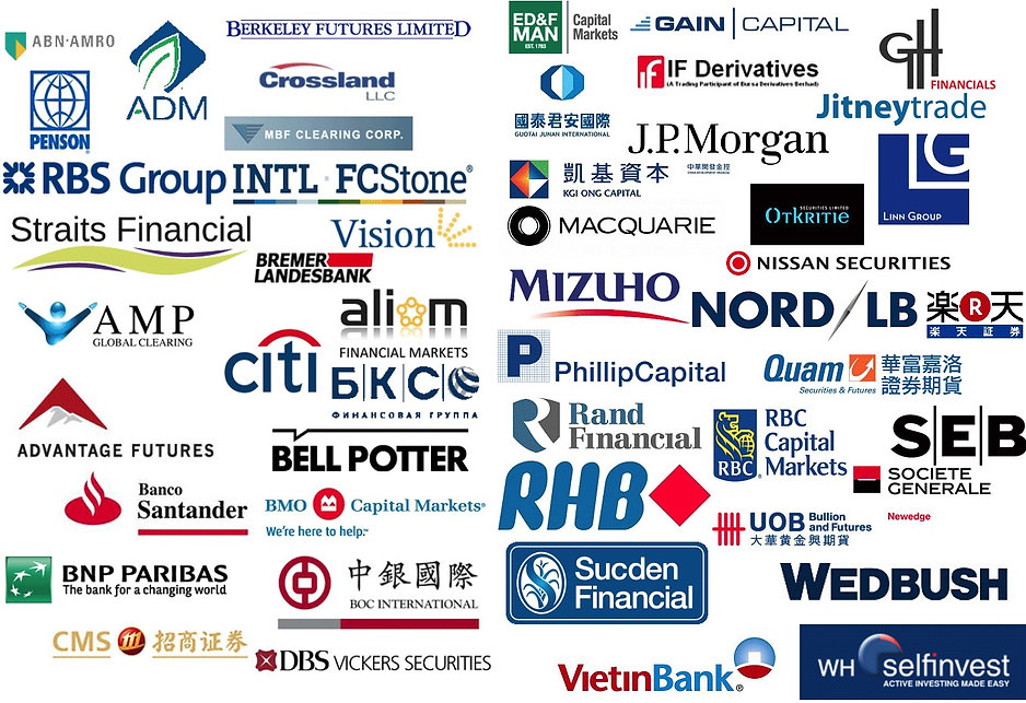Blue Ocean's FCM Partners