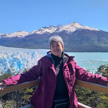 Dona Edna - viagem Patagonia - 2019
