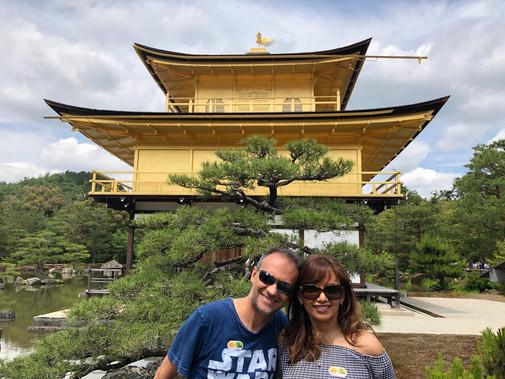 André e Marjiana Japão - Maio 2019
