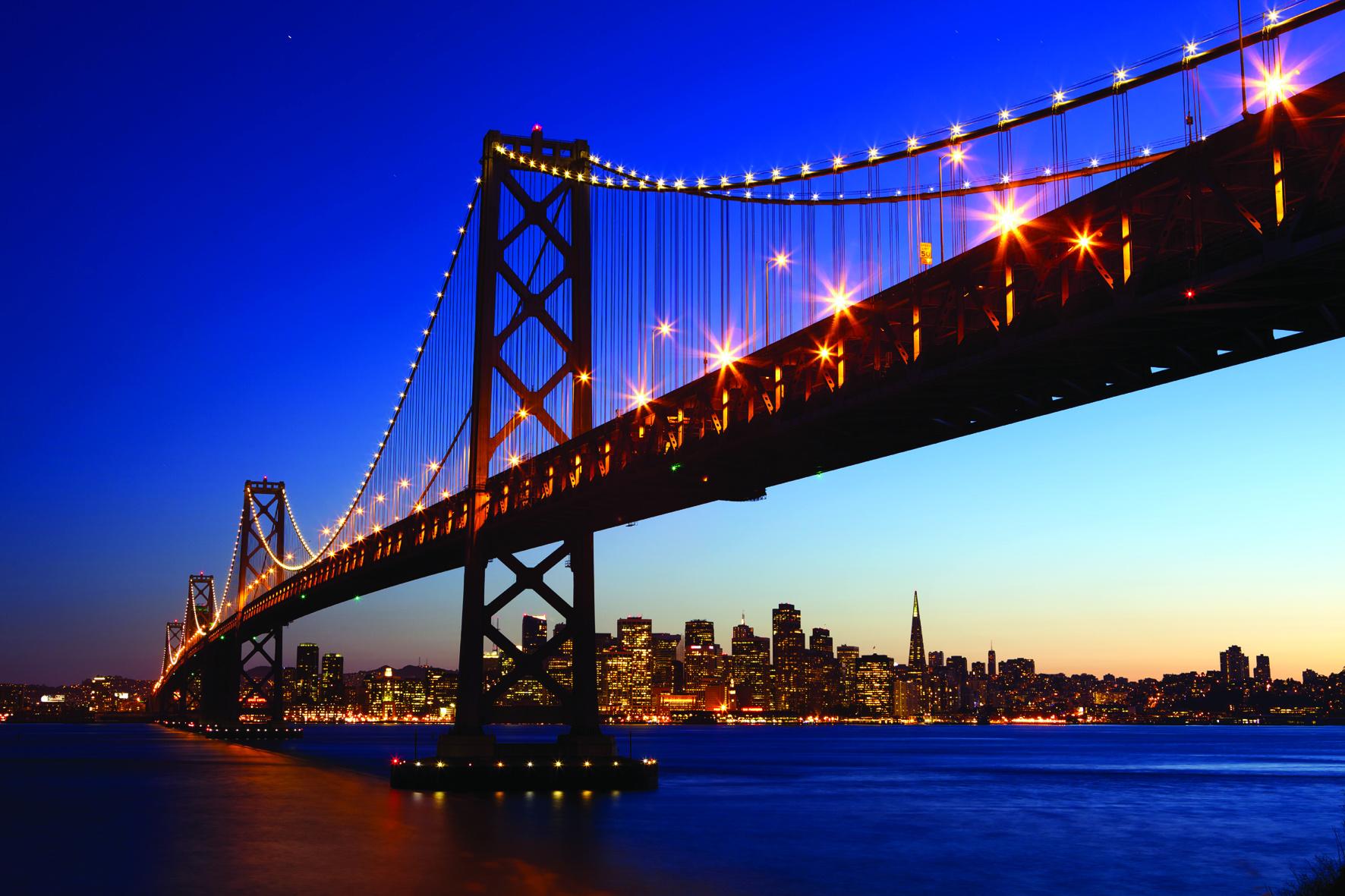 San Francisco sky