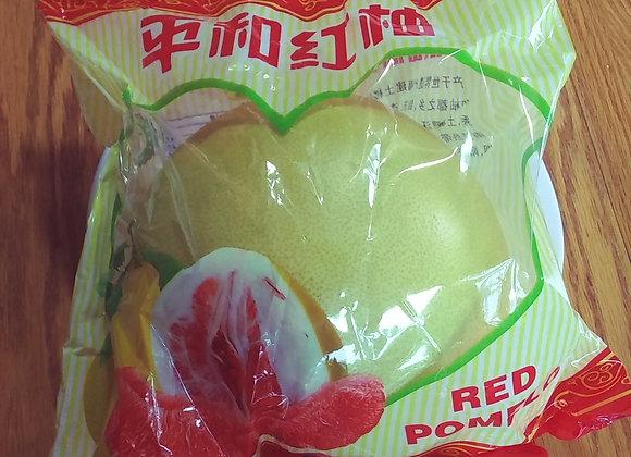 1 Red Honey Pomelo 红肉蜜柚 1个