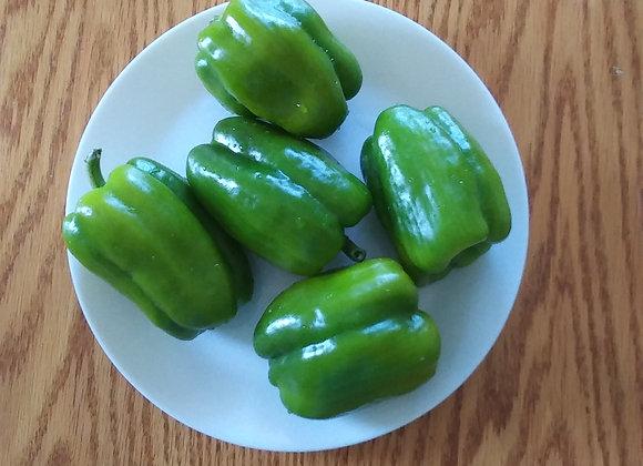 2lb Green Peppers 青椒2磅