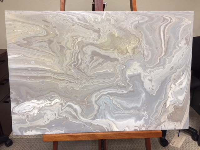 Marbleite Gray