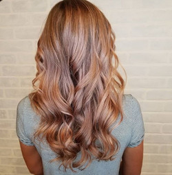 Shadow root with Rose gold _I am so in love with this look. It's  exactly what keeps me so passionat