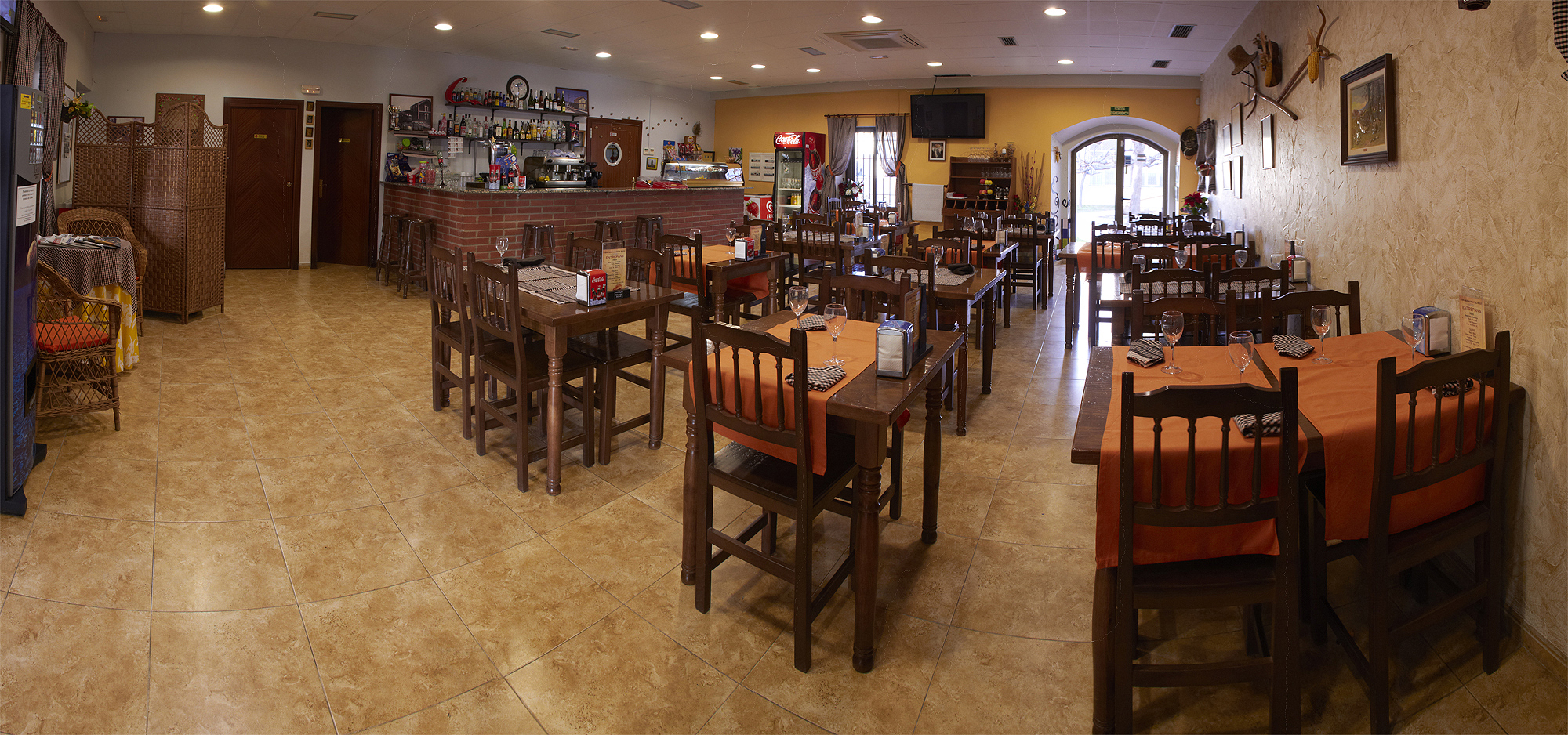 Restaurant El Racó - Vilaverd