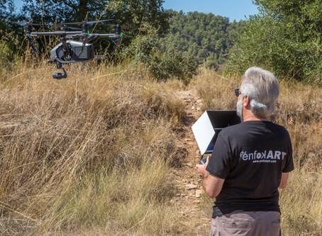 Enfokart ja és operador de vol autoritzat per AESA