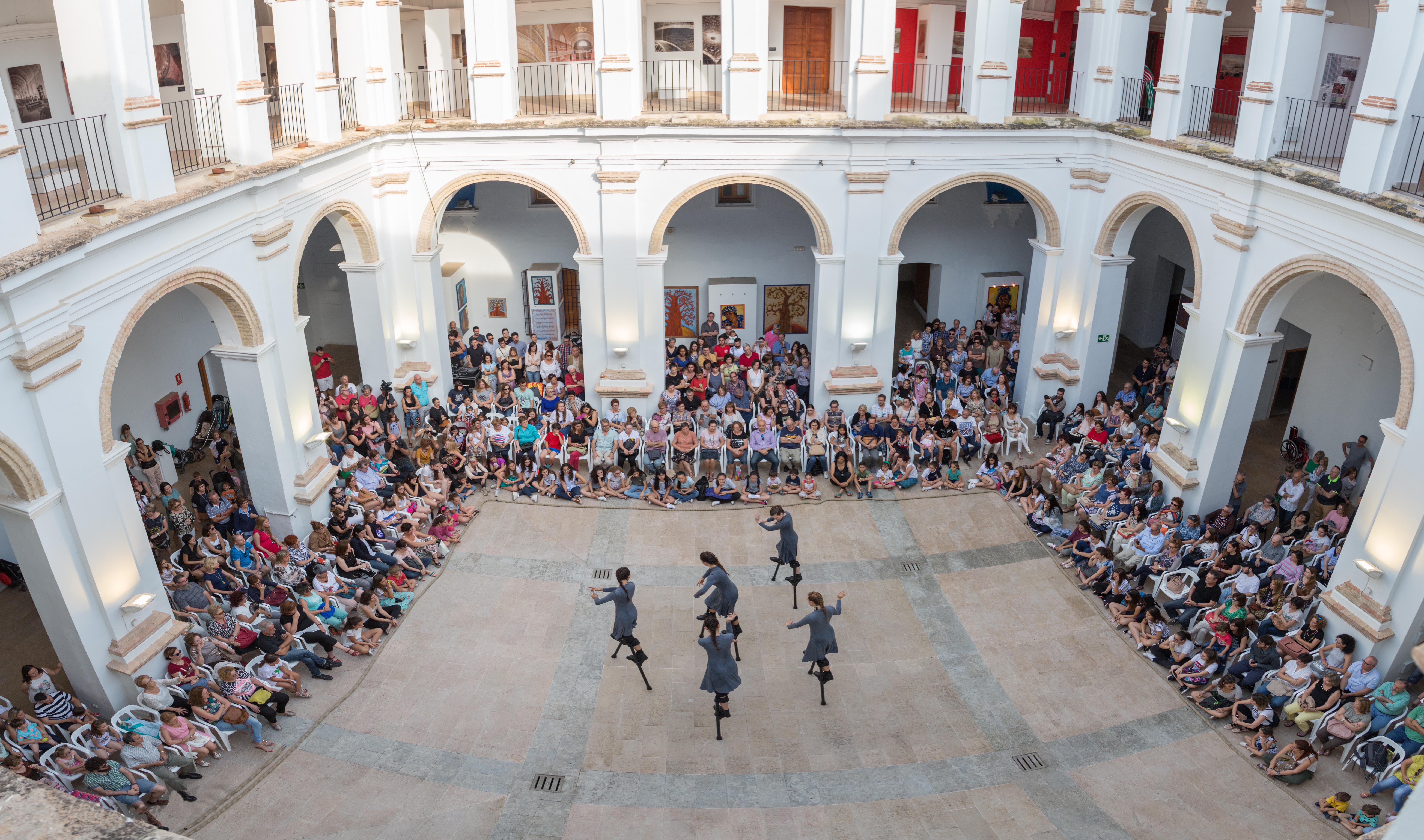 Mulier - Museu de la Festa d'Algemesí