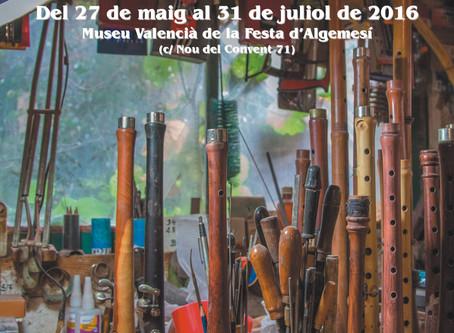 """L'EXPOSICIÓ """"OFICIS"""" ES PRORROGA FINS AL 31 DE JULIOL"""