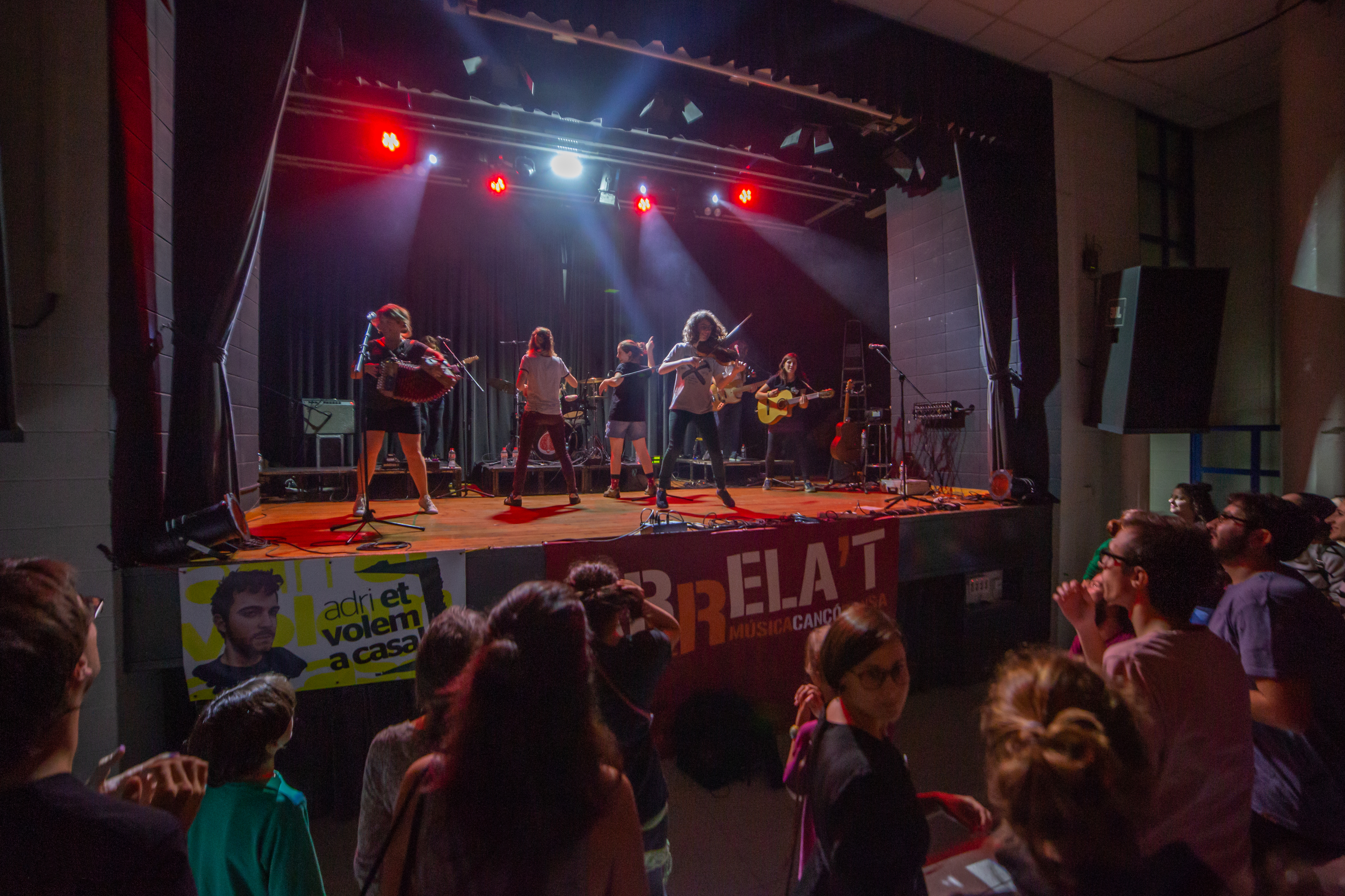 Festival Arrela't - Roba Estesa