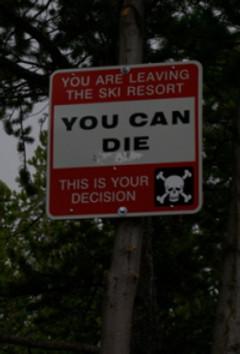 Caution: Do Not Enter