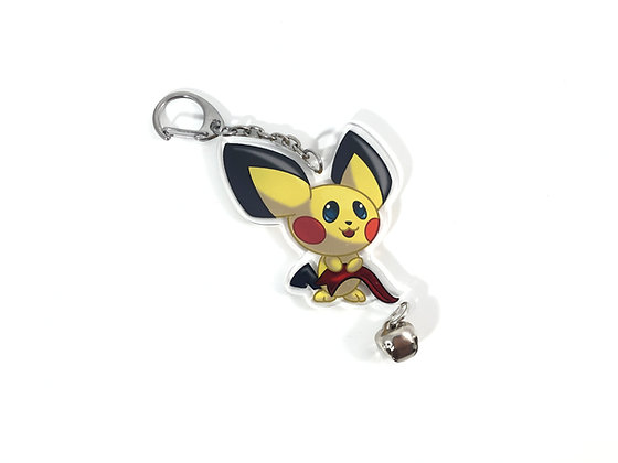 Pichu Soothe Bell Acrylic Charms/Keychains