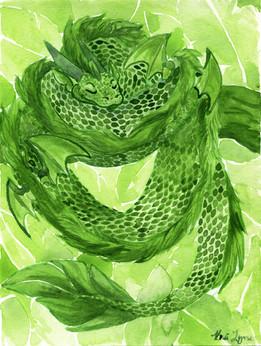 When Snakes Grew Wings