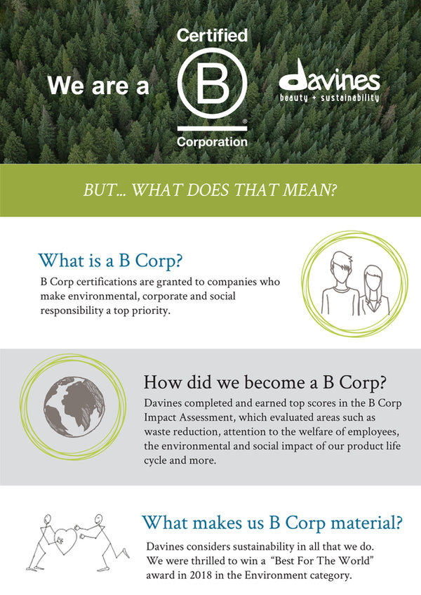 B Corp Davines