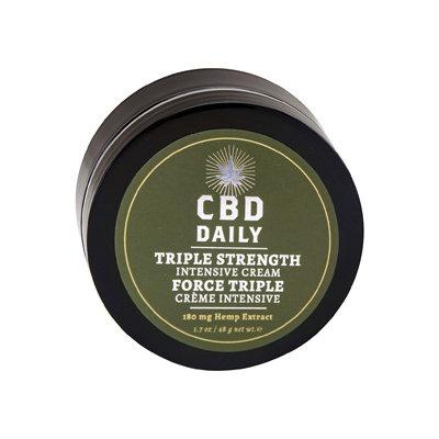 Triple Strength Hemp CBD Pain Relief Intensive Cream 48g