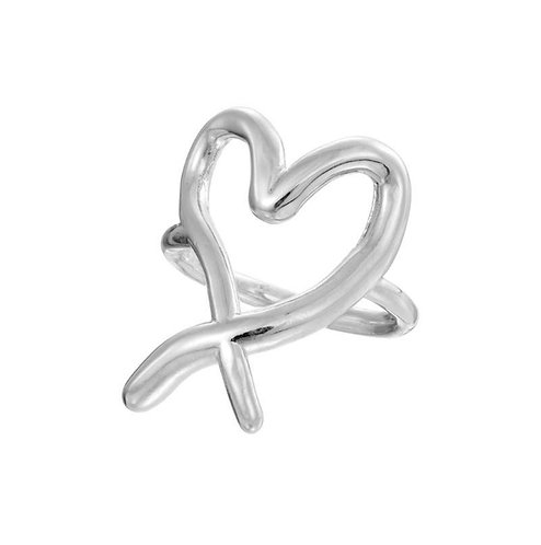 You Have My Heart Silver Ring
