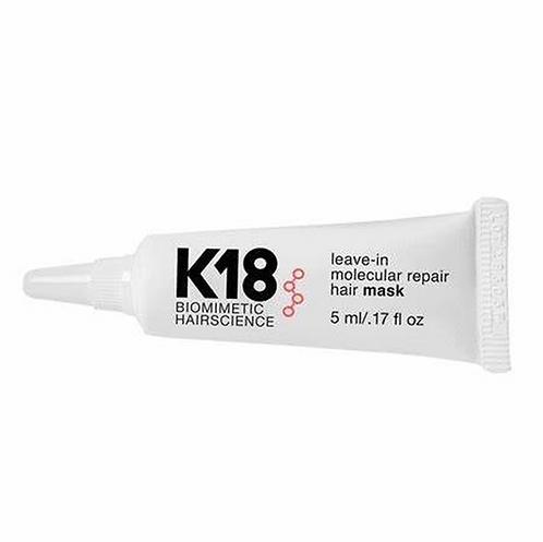 K18 Biomimetic Molecular Repair Mask 5ml