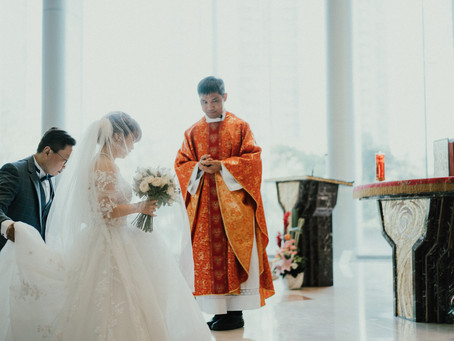 Ling & Alex Ceremony