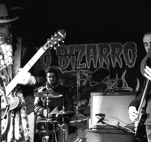 Mo'Fab and Electric thing - Live Mondo Bizarro