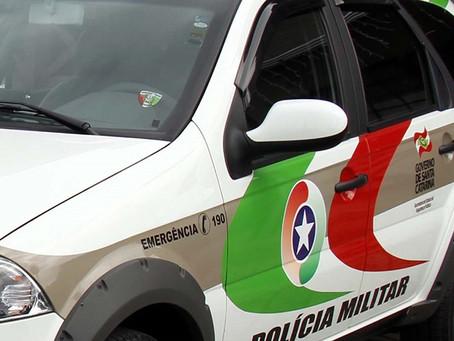Polícia Militar de Garopaba prendeu homem que roubava carros no Rio grande do Sul e Imbituba.