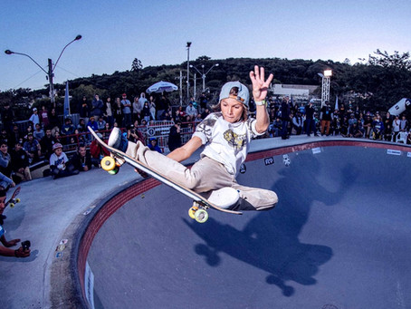Atleta de Imbituba, campeão brasileiro de skate amador, se prepara para duas competições importantes
