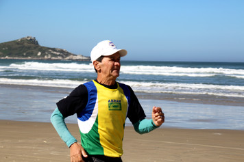 Domingo (15) será dia de homenagear o maratonista Gabriel Garcia Domingo (15) será dia de homenage