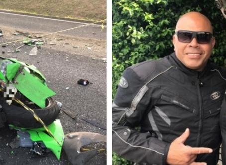 Casal morre em acidente em Criciúma