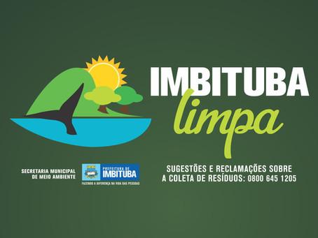 Horário da coleta seletiva é alterada em quatro bairros de Imbituba