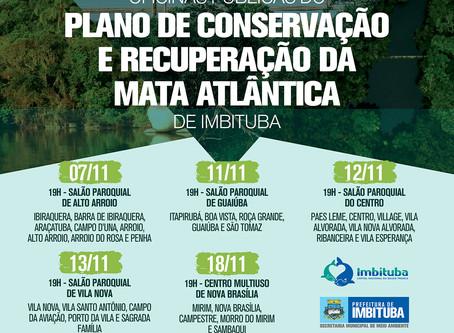 Conservação da Mata Atlântica