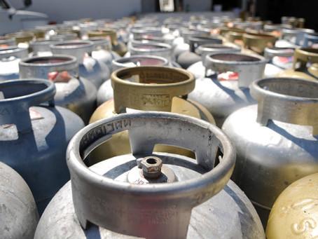 Gás de cozinha terá reajuste de até 5,3% a partir desta 3ª feira