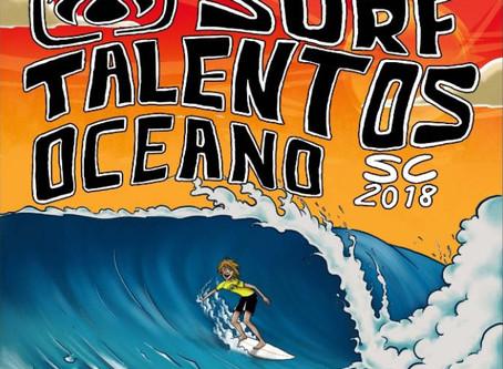 Surf Talentos em Imbituba