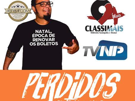 PERDIDOS com Vicente Andrade