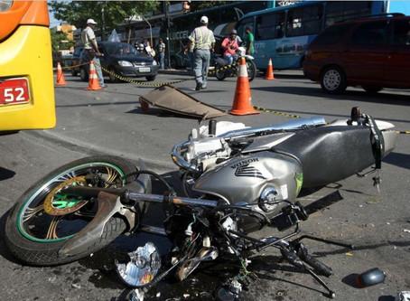 Jovem morador de Imbituba morre em acidente de moto em Garopaba