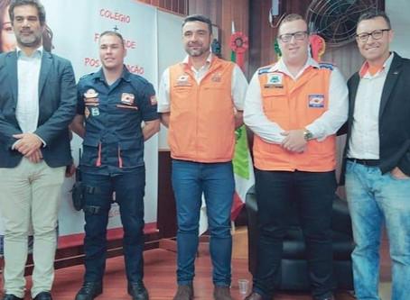 """O Coordenador da Defesa Civil de Imbituba fala sobre"""" Fake News"""""""